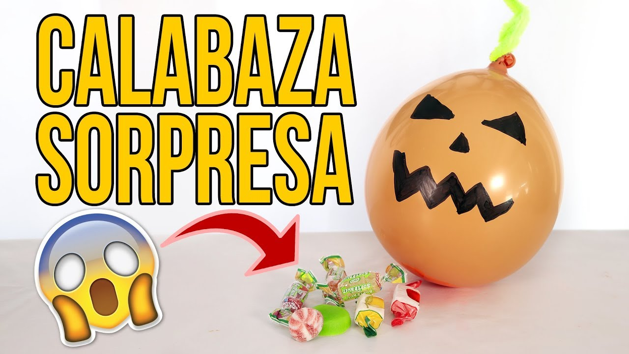 la increble calabaza sorpresa de halloween juegos para nios