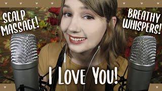 "� ASMR | ""I Love You"" ""It"