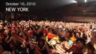 X Japan Southeast Asian Tour 2011
