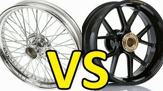 Wire Spoke Wheels VS Alloy Wheels | Which Is Better For Adventure Riding And Why?