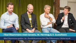 #74 - FikaTillsammans med Kavastu, Marcus Hernhag & Alexander Gustafsson
