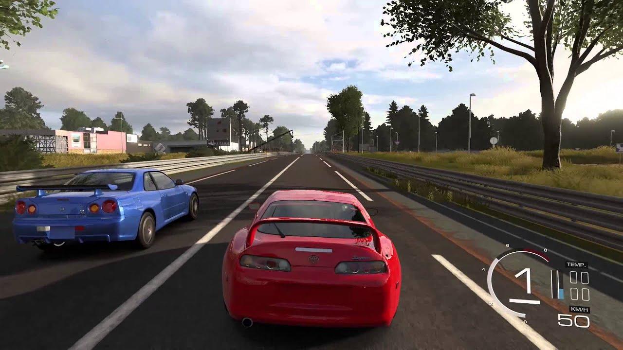 Forza Motorsport 5 Toyota Supra Rz Vs Nissan Skyline R34 Gt R V Spec