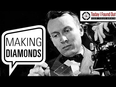 A $25 Bonus: The Remarkable Story of H Tracy Hall and the Invention of the Synthetic Diamond