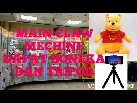 Tkw vlog# trik jitu untuk bermain clow mechine.. dijaminkan berhasil..