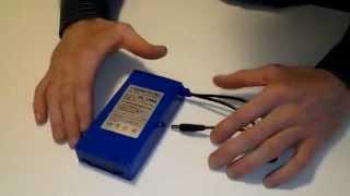 Китайский литий ионный аккумулятор DC 1298A на 12 вольт - что внутри(Что внутри у литий ионного аккумулятора китайского производства на 12,6 вольта., 2014-04-10T12:00:08.000Z)