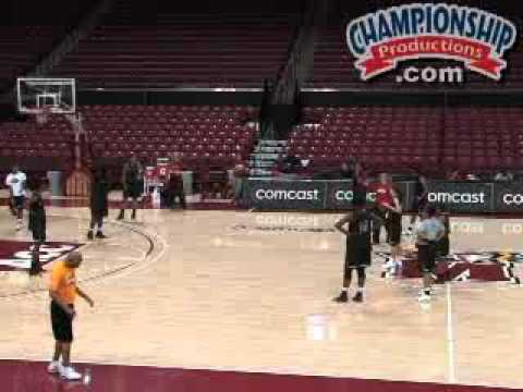 All-Access Maryland Women's Basketball Practice with Brenda Frese Part 5