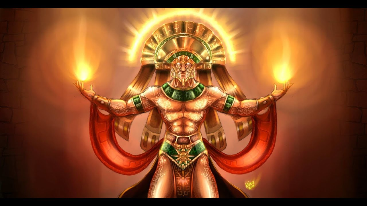 Top 10 Inca Gods  The Gods Of Incan Mythology