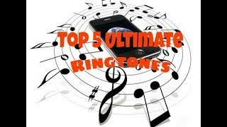 Top 5 Best Ringtones Popular worldwide | with Download links|