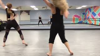 "THURS. 3/26- ""COURAGE"" LYRICAL COMBO (MOLLY & JESS)"