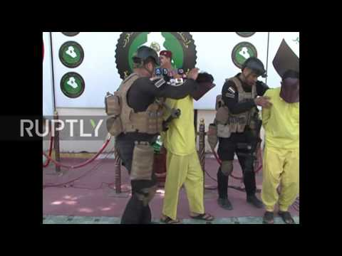 Iraq: IS members arrested after armed vehicle seized in eastern Iraq