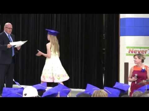 Rice Lake Elementary 6th Grade Graduation 2014