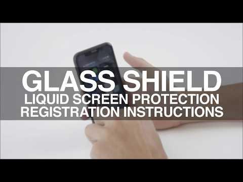 Wild Flag Liquid Glass Shield Registration Instructions