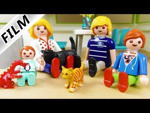 Playmobil Film deutsch | NEUE KATZE - ZUWACHS BEI FAMILIE VOGEL | Kinderserie