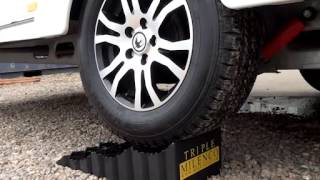 How to Level Your Caravan on an Uneven Pitch   Towergate