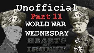 Hearts of Iron 4 - HOI4 Mod Challenge - Win the German Civil War (apres moi, le deluge) - Part 11