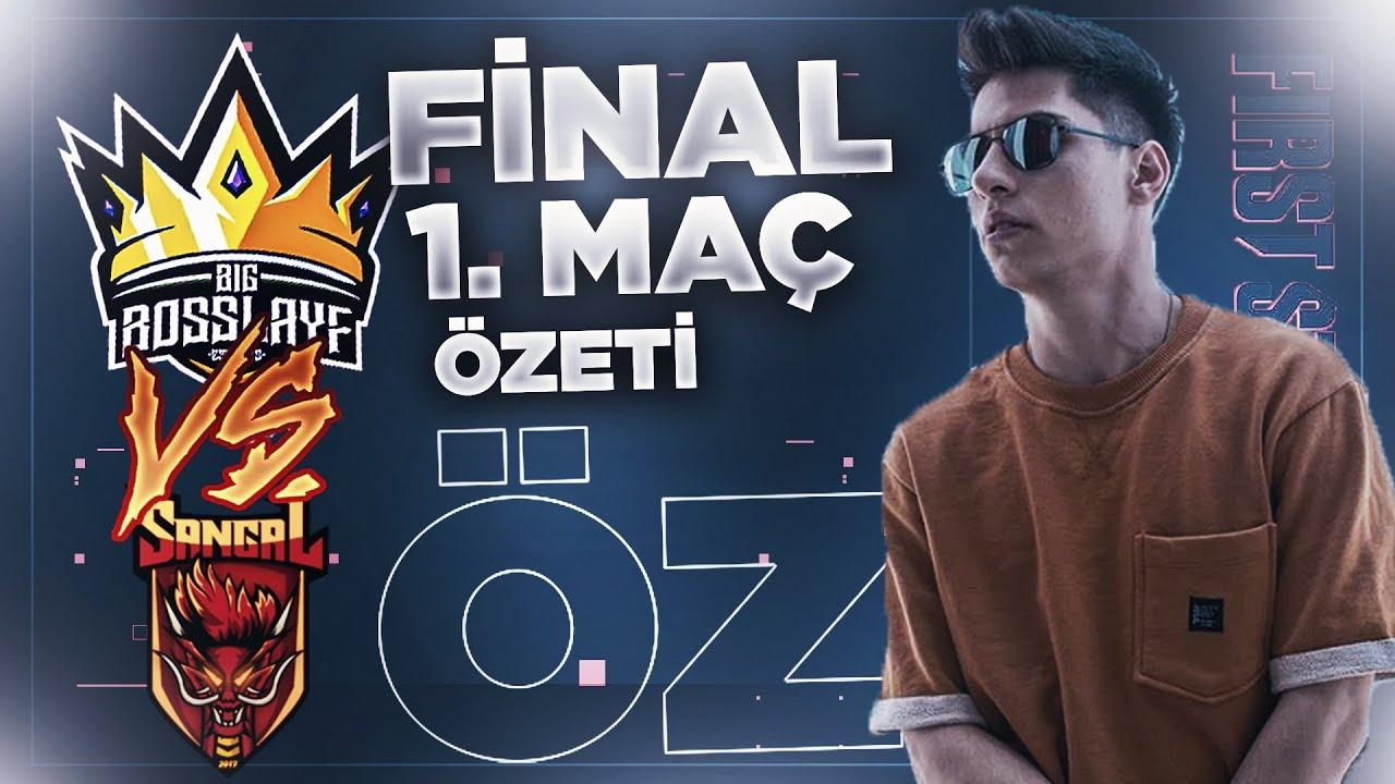 BBL vs SANGAL  FİNAL KAZANAN LİGDE! 2. ELEME VALORANT First Strike Turnuvası bo3/1 Maç Özeti