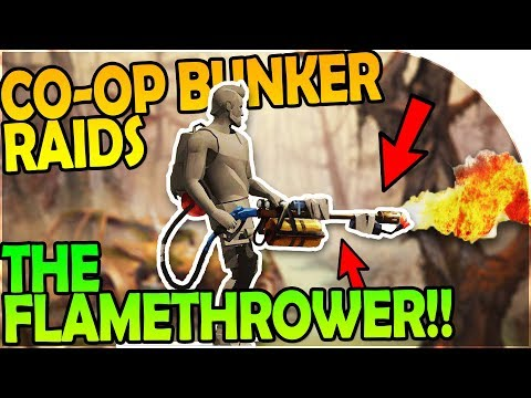 NEW FLAMETHROWER + MULTIPLAYER BUNKER RAIDS COMING!! - Last Day On Earth Survival 1.6.2 Update