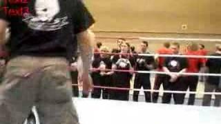 Andy UKC Kickboxing Tournament 08