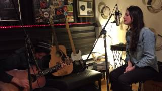 Say the Word - Hillsong -Empires - Acoustic Cover by Iza Hannemann and Ricardo Briski