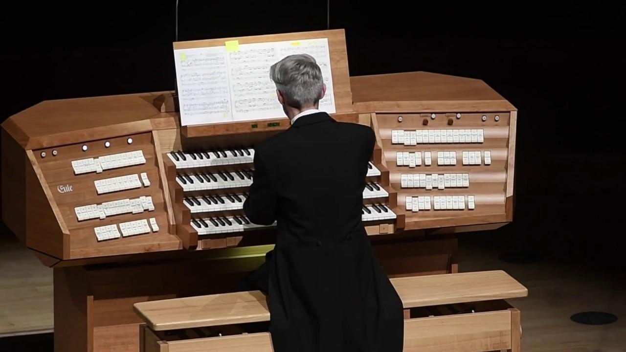 Feierliche Übergabe der Orgel im Kulturpalast am 08.09.2017