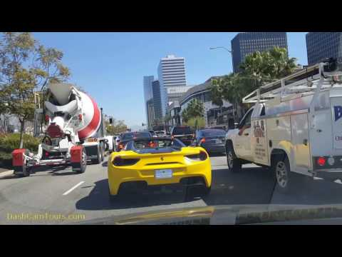 Los Angeles Driving Tour: Beverly Hills & Century City