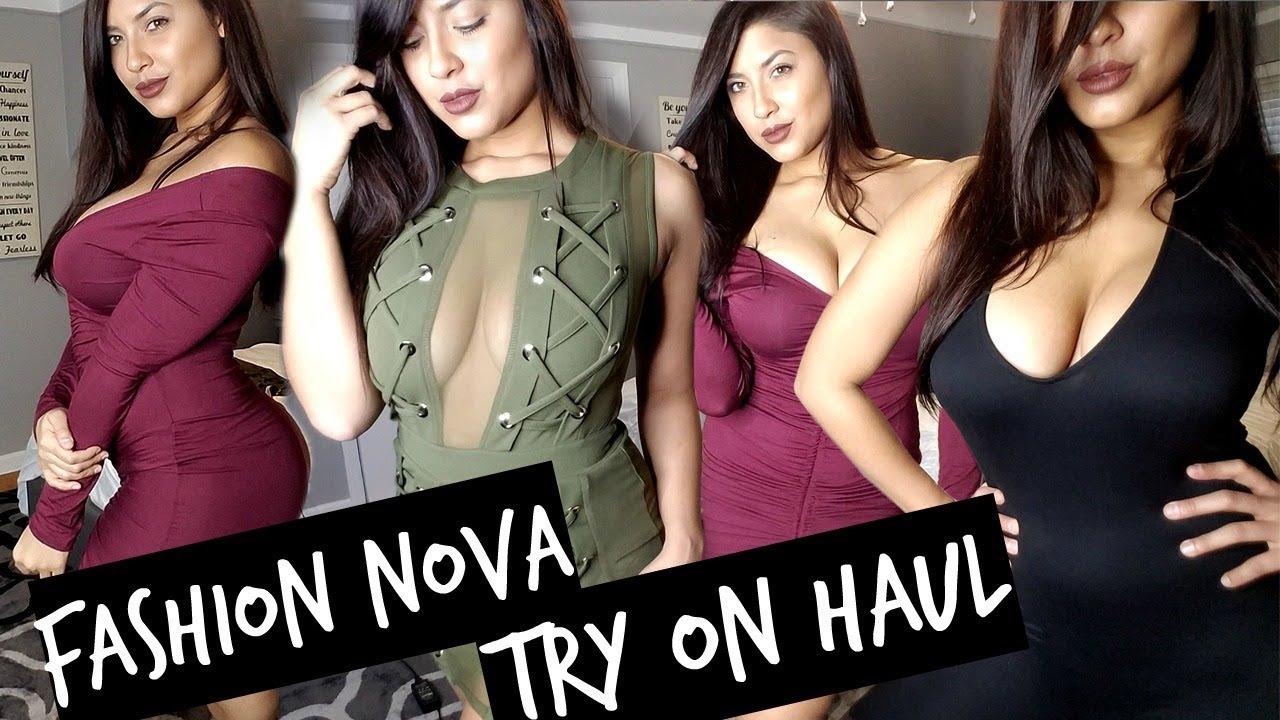 b0da88602c1 FASHION NOVA TRY ON HAUL!! 2018 EDITION by Melania Krystle