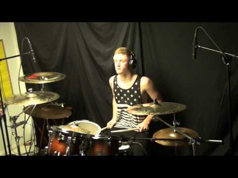 Asking Alexandria - I Used To Have a Best Friend Drum Cover by Chris Chapman