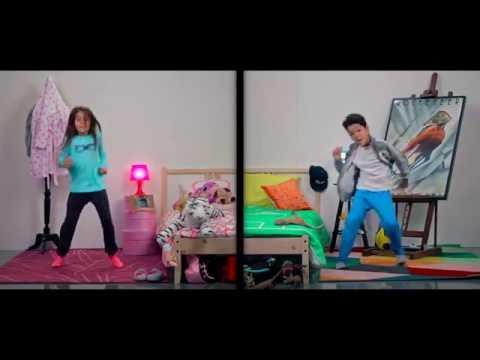 Dança-Canção da Missão Pijama 2016 | Mundos de Vida