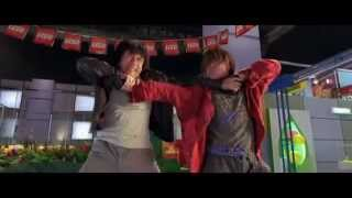 New Police Story 2004 | Jackie Chan Super fight scene
