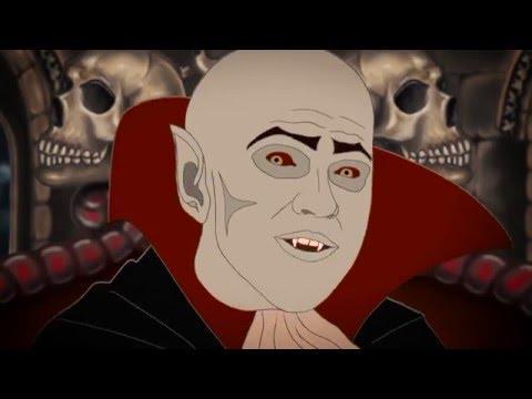 """""""Король и Шут"""" клип Исповедь вампира"""