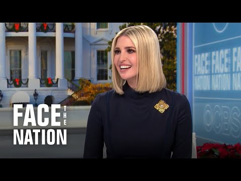Ivanka Trump on her future in Washington and the Trump administration