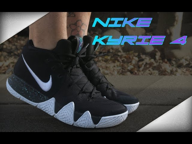 Kyrie Irving Unveiled His New Nike Kyrie 4 Sneaker On Instagram 2f97a359d