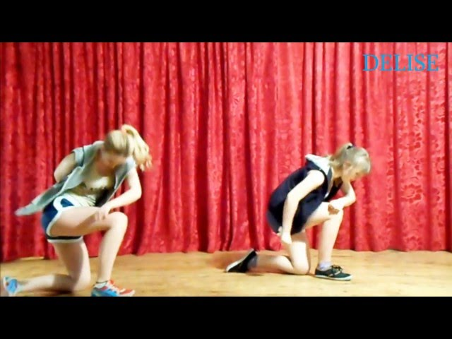 GOT7 (???) - Fly (???)( dance cover by DELISE )