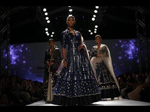 Ashima Leena| Full Show | India Fashion Week | Fall/Winter 2017/18