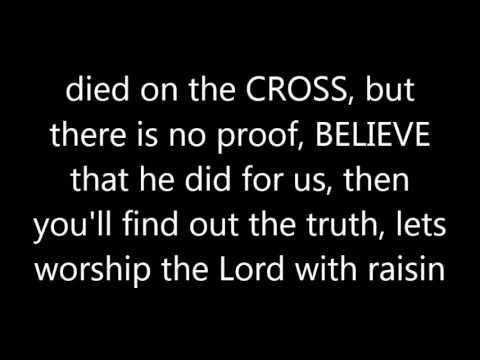 NEVER GONNA STOP WITH LYRICS/CHRISTIAN RAP BY CASPER