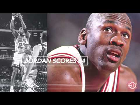 Michael Jordan's 64-point game against Shaquille O'Neal and the Magic | ESPN Archives