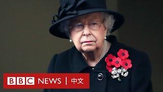 英國王室成員新冠疫情下出席和平紀念日儀式 與會老兵人數銳減 - BBC News 中文 - YouTube