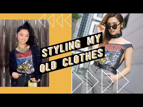 Styling My Old Clothes | clothesencounters