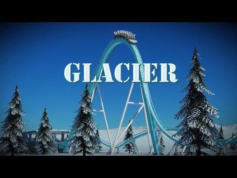 Glacier || A Mini B&M Giga || Planet Coaster