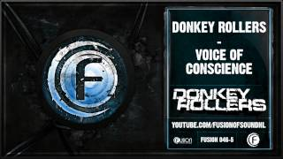 Donkey Rollers - Voice of Conscience - FUSION046
