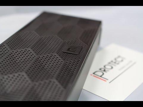iProtect - Mở hộp và nghe thử loa Bluetooth Xiaomi Quare Box và Xiaomi Mi Speaker 2015