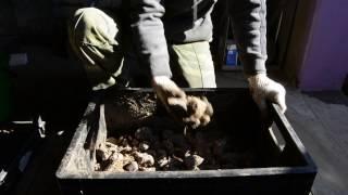 Как приготовить компост без заморочек, и как ухаживать за червями для начинающих.
