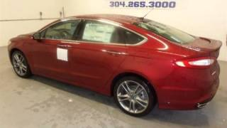2014 Ford Fusion  New Cars - Grafton,West Virginia - 2013-12-06