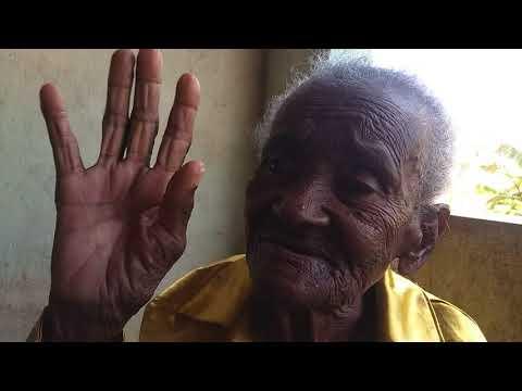 Itaeté Orotildes Maria De Jesus Souza 99 anos