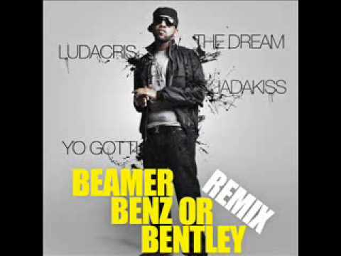 Lloyd Banks - Beamer, Benz Or Bentley (Remix)(Feat. Ludacris, The-Dream, Jadakiss & Yo Gotti)