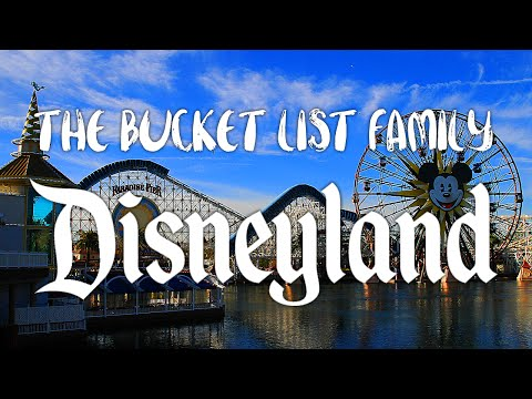 The Bucket List Family Disneyland Adventure /// Princess Ariel, Mickey Ice Cream, and Teacups!!