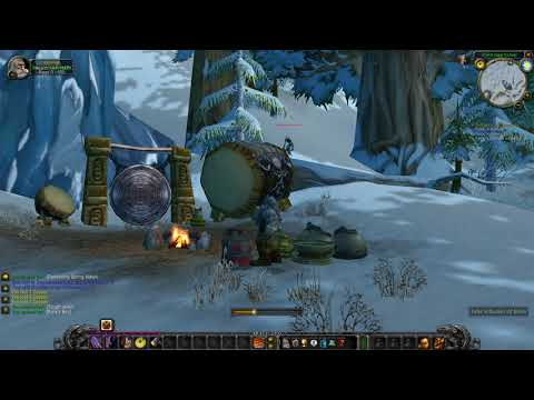 World Of Warcraft Vanilla Quest: A Refugee's Quandary