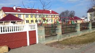Прогулка по ул.Советская г.Малорита - A walk along Sovetskaya street, Malorita