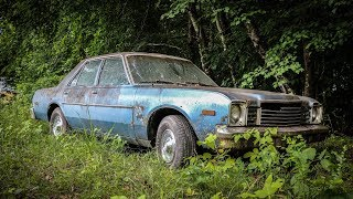 Will It Run? Abandoned Dodge First Start After 17 Years: Part 1