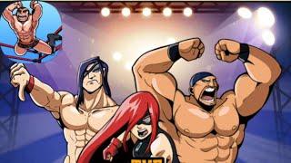 Best Alternative to The Muscle Hustle: Slingshot Wrestling